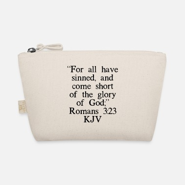 Religion Romans 3:23 KJV - The Wee Pouch