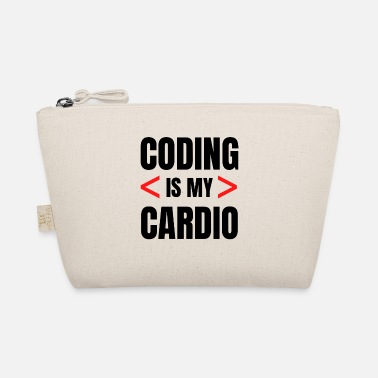Web Developer coding is my cardio - The Wee Pouch