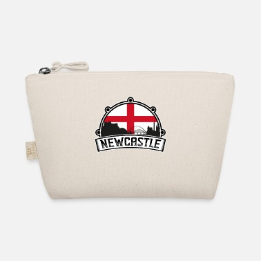 England Newcastle England Skyline Travel Souvenir British - The Wee Pouch