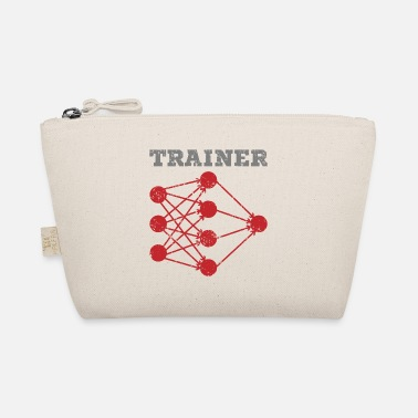 Intelligent Trainer Gift Computer Science Data Science - The Wee Pouch