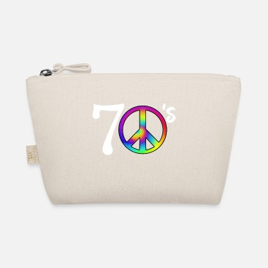 Peace Movement 70s peace sign hippie peace movement - The Wee Pouch