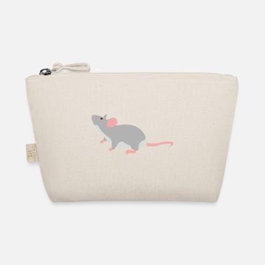 Mouse Rat animal gift saying - The Wee Pouch