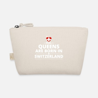 Born queens from geschenk i love SWITZERLAND - Täschchen