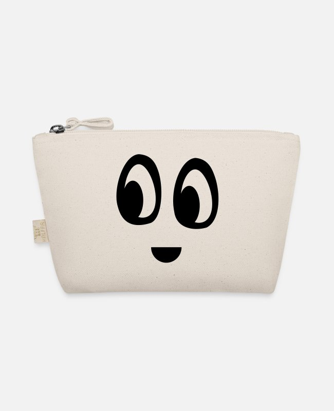 Mood Bags & Backpacks - Funny face - The Wee Pouch nature