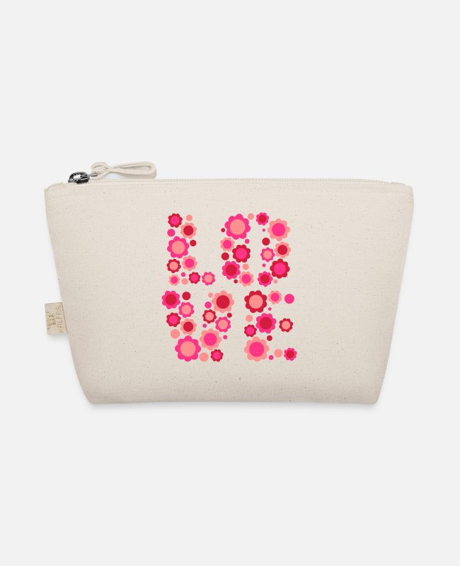 Design Bags & Backpacks - Flower Love by Cheerful Madness!! - The Wee Pouch nature