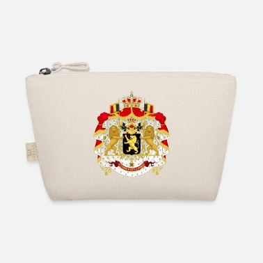 Emblem Belgium coat of arms - The Wee Pouch
