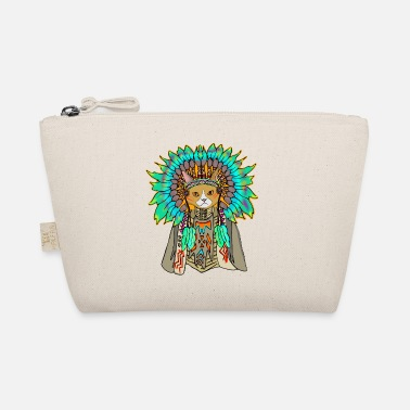 American Indian american indian cat - The Wee Pouch
