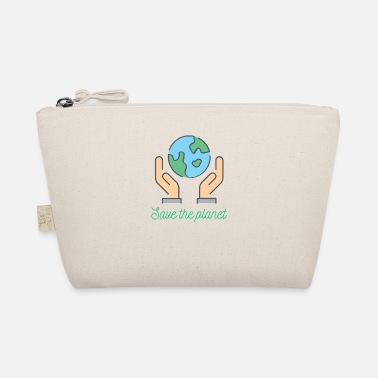 Planet Planet - Save the planet - The Wee Pouch