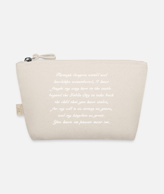 Quote Bags & Backpacks - Labyrinth - The Wee Pouch nature
