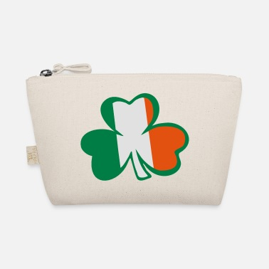 Best Awesome Superb Cool Amazing Identity Ethnicity Race People Language Country Design ♥ټ☘Rub the Irish Shamrock to Get Lucky☘ټ♥ - The Wee Pouch