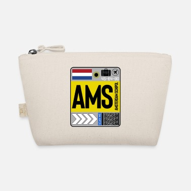 Holland Amsterdam Schipol Airport - The Wee Pouch
