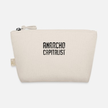 Market Anarchist Anarcho Capitalist Libertarian Anarchist - The Wee Pouch