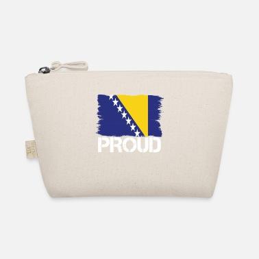 Bosnien Pride flag flag home origin Bosnia and Herzegovina - The Wee Pouch
