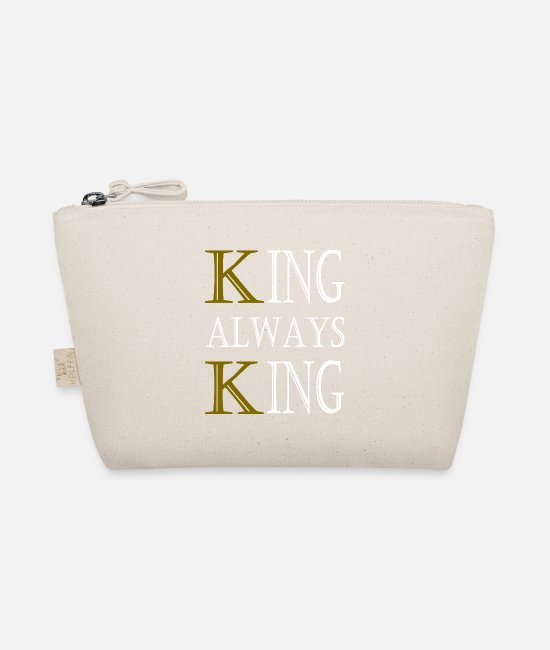 Monarchy Bags & Backpacks - King Always King - The Wee Pouch nature