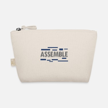 Assembled Assemble - The Wee Pouch