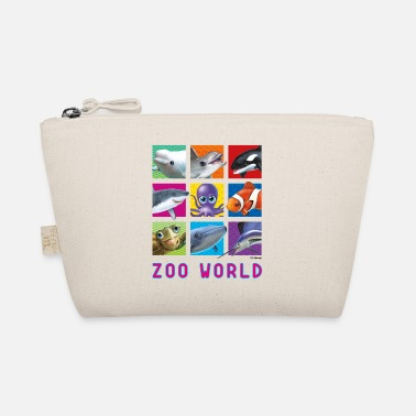 PD Moreno Zoo World marine animals - The Wee Pouch