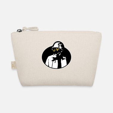 Radioactive Pandemic Gas Mask - Soldier Apocalypse T-Shirt. - The Wee Pouch
