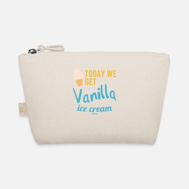 Snack National Vanilla Ice Cream Day saying - The Wee Pouch