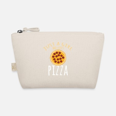 Wear Just A Girl Who Loves Pizza Pepperoni - Täschchen