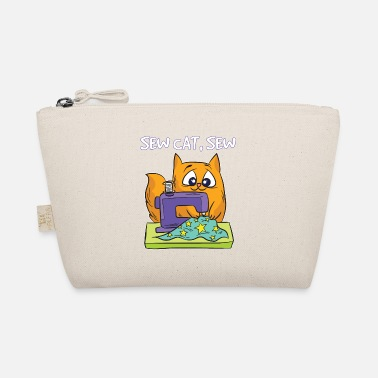 Craftsman Sewing cats sewing machine humor - The Wee Pouch