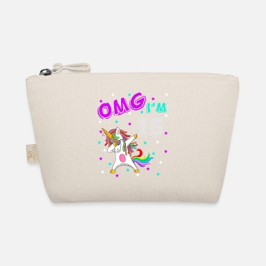 Funny Unicorn OMG I'm 13 Funny unicorn unicorn birthday idea - Trousse