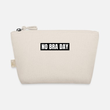 Young Underwear No Bra Day Club bra bust holder gift - The Wee Pouch