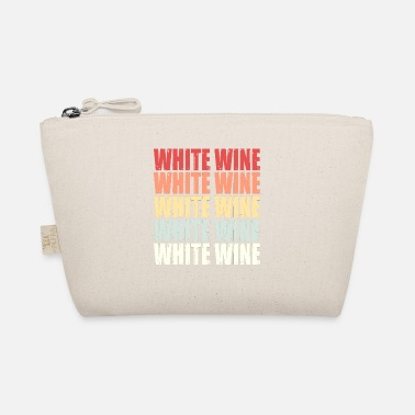 Uncork White wine wine gift idea alcohol wine festival retro - The Wee Pouch