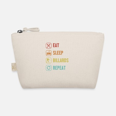 Russian Billiards Russian Pyramid Eat Sleep Billiards Repeat Snooker - The Wee Pouch