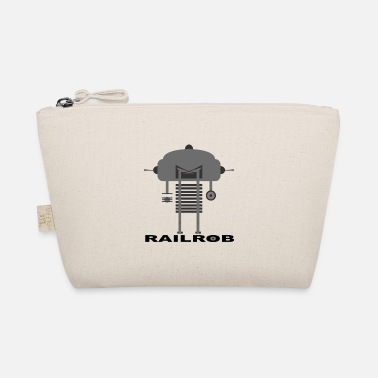 Rails Railrob the rail robot - The Wee Pouch