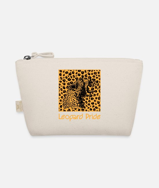 Nature Bags & Backpacks - Leopard animal leopard pattern cat - The Wee Pouch nature