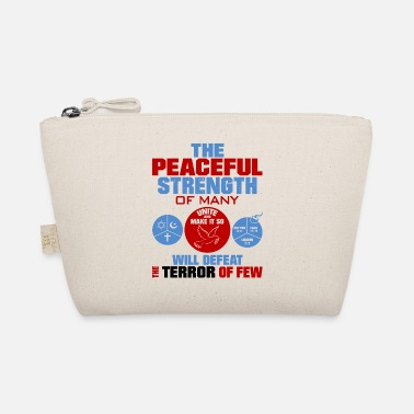 United against terrorism - The Wee Pouch