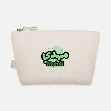 Mehdi The first name Mehdi in Arabic script - The Wee Pouch