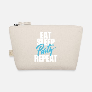 Party eat sleep Party - The Wee Pouch