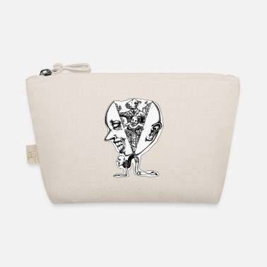 Momotaro - transparent - The Wee Pouch