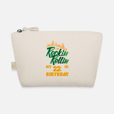 Occasion Rockin Rollin 22th Year Birthday Occasion - The Wee Pouch