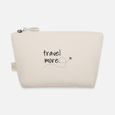 Travel more - The Wee Pouch