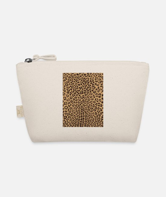 Pattern Bags & Backpacks - Leopard, fur, pattern, big cat, spots - The Wee Pouch nature