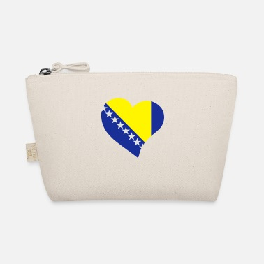 Bosnien Bosnian and Hercegovinas heart - The Wee Pouch