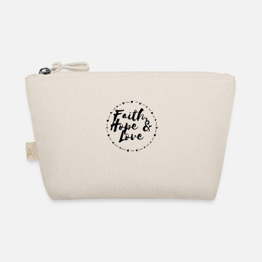 Child Faith, Hope & Love - The Wee Pouch