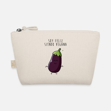 I am happy being vegan - The Wee Pouch
