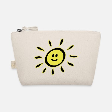 Smiley sun - The Wee Pouch
