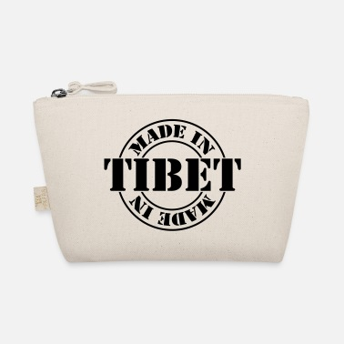 Tibet made in tibet m1k2 - Små stofpunge
