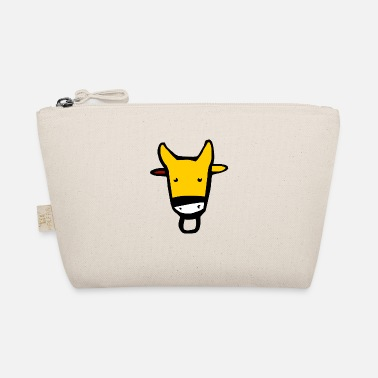 Switzerland Bull in yellow - The Wee Pouch
