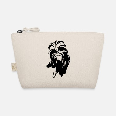 Chewbacca Funny chewbacca monster fur hair star friend beard dart - The Wee Pouch