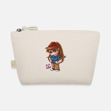 Rude Girl Girl Power - Cute and Rude - The Wee Pouch