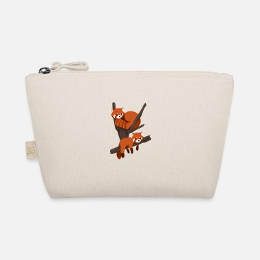 Red Red panda - The Wee Pouch
