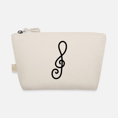 Treble Clef Treble clef - The Wee Pouch