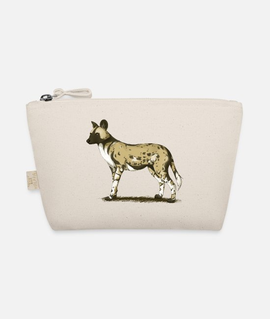 Fur Bags & Backpacks - African wild dog - The Wee Pouch nature