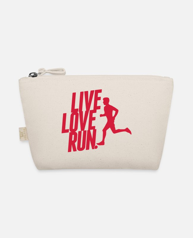 Speed Bags & Backpacks - Live love run - The Wee Pouch nature