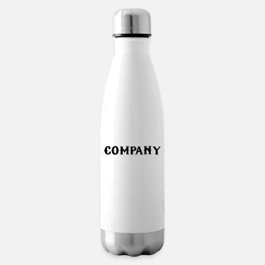 Company company - Insulated Water Bottle